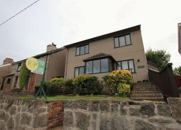 Thumbnail 4 bed detached house for sale in Ffordd Y Llan, Llysfaen, Colwyn Bay