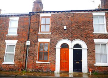 Thumbnail 2 bed terraced house to rent in Fenwick Street, Bishopthorpe Road, York