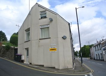 Thumbnail 1 bed terraced house for sale in Station Street, Abersychan, Pontypool