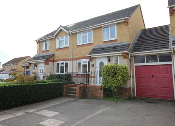 Thumbnail 3 bed semi-detached house for sale in Holbrook Meadow, Egham