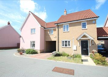 Thumbnail 4 bedroom link-detached house for sale in Addis Road, Clacton-On-Sea
