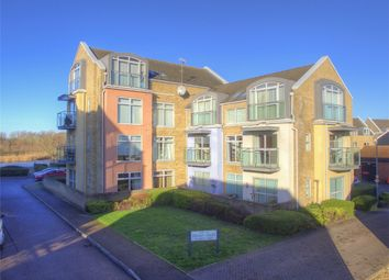 Thumbnail 2 bed flat for sale in Flawn Way, Eynesbury Manor, St Neots, Cambridgeshire