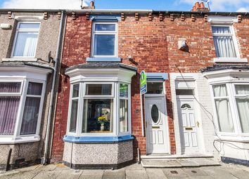 Thumbnail 2 bed terraced house for sale in Napier Street, Middlesbrough