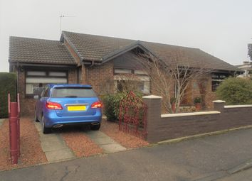 Thumbnail 2 bed detached bungalow for sale in Ferguson Drive, Motherwell