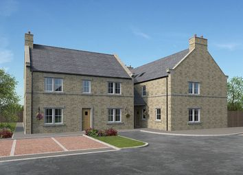 Thumbnail 4 bed link-detached house for sale in Hawthorn Court, Peak Dale
