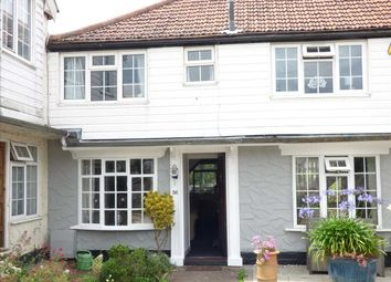 Thumbnail 2 bed terraced house for sale in Coopers Hill, Marden Ash, Ongar
