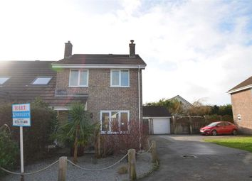 Thumbnail 3 bedroom semi-detached house to rent in Polmennor Road, Falmouth