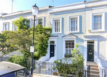 Thumbnail 3 bed terraced house to rent in Kensington Place, Kensington, London