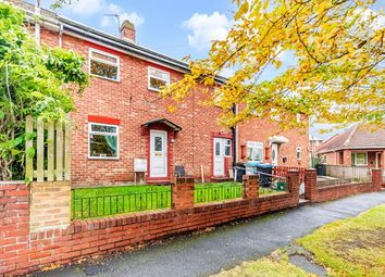 Thumbnail 3 bed terraced house for sale in Rutland Place, Consett