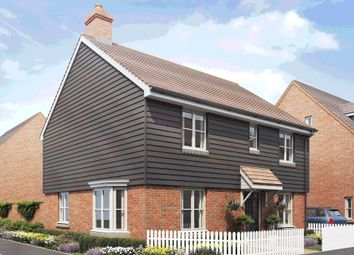 Thumbnail 4 bed detached house for sale in Plot 427, Saxon Fields, Biggleswade