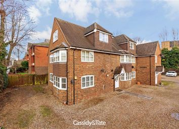 Thumbnail 1 bed flat to rent in Beaconsfield Road, St Albans, Hertfordshire