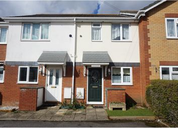 Thumbnail 2 bedroom terraced house for sale in Claremont Crescent, Southampton