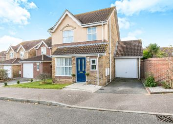 Thumbnail 3 bed detached house for sale in Kingfisher Drive, Dovercourt, Harwich