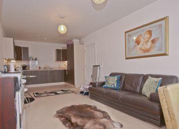 Thumbnail 1 bed flat for sale in Brickbarn Close, Kings Road, London