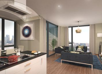 Thumbnail 1 bed flat for sale in Christchurch Way, Greenwich, London