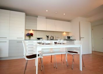 Thumbnail 1 bed flat to rent in 164 Blackwall Way, London