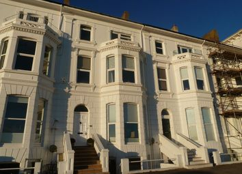 Thumbnail 3 bed flat for sale in Morton Crescent, Exmouth