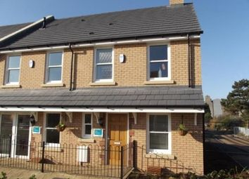 Thumbnail 3 bed end terrace house for sale in Downham Market, Norfolk