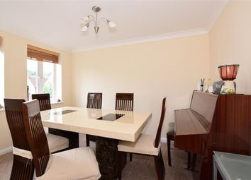4 bed detached house for sale in Downland Walk, Walderslade, Chatham, Kent ME5