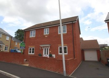 Thumbnail 3 bed detached house for sale in Thistle Close, Newton Abbot