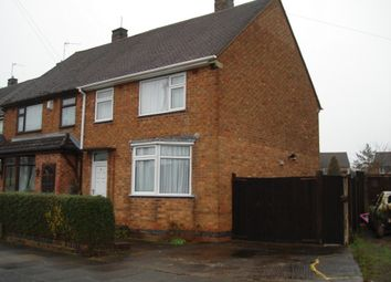 Thumbnail 3 bed terraced house to rent in Bringhurst Road, Leicester