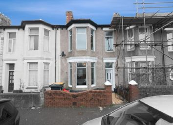 Thumbnail 3 bed terraced house for sale in London Street, Maindee, Newport.