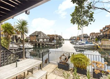 Thumbnail 4 bed terraced house for sale in Endeavour Way, Hythe Marina Village, Hythe