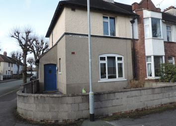Thumbnail 2 bed end terrace house to rent in Lawrence Street, Stafford, Staffordshire