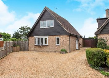 Thumbnail 3 bed bungalow for sale in Walnut Close, Newborough, Peterborough
