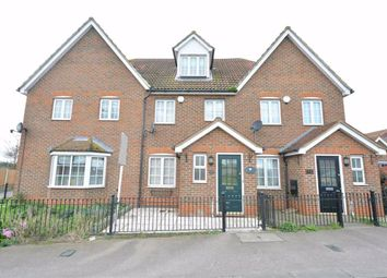 Thumbnail 3 bed terraced house to rent in Love Lane, Aveley Village, Essex