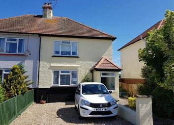 Thumbnail 3 bed semi-detached house for sale in Cridlake, Axminster, Devon