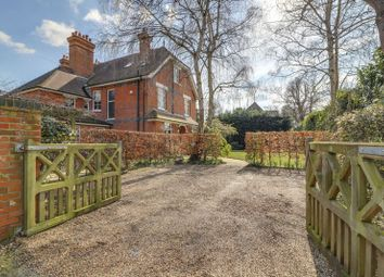 Thumbnail 5 bed semi-detached house for sale in St. Johns Road, Ascot