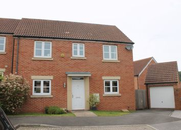 Thumbnail 3 bed end terrace house for sale in Perry Road, Long Ashton, Bristol