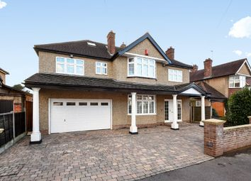Thumbnail 7 bed detached house for sale in Cassiobury Drive, Watford