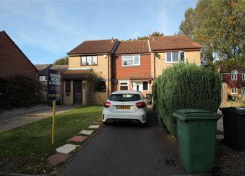 Thumbnail 2 bedroom terraced house for sale in Wildfell Close, Walderslade Woods, Kent