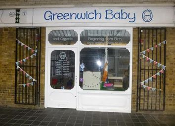 Thumbnail Retail premises to let in 7 Greenwich Market, London