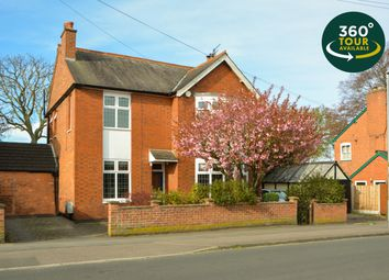 Thumbnail 3 bed detached house for sale in Goodes Lane, Syston, Leicester