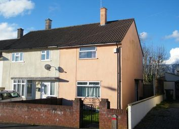 Thumbnail 2 bed end terrace house for sale in Hungerford Crescent, Brislington, Bristol