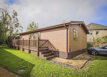Thumbnail 2 bed mobile/park home for sale in Mill Lane, Gisburn, Lancashire