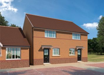 Thumbnail 3 bed property for sale in The Wickets, Bottesford, Nottingham, Leicestershire