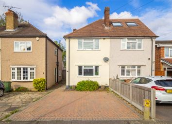 2 bed semi-detached house for sale in Westfield Road, Cheam, Sutton, Surrey SM1