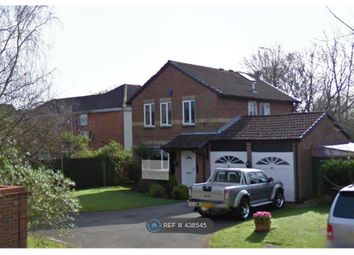 Thumbnail 4 bed detached house to rent in Kingsley Gardens, Totton, Southampton