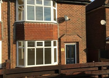 Thumbnail 2 bed semi-detached house to rent in Grove Road, Whitwick