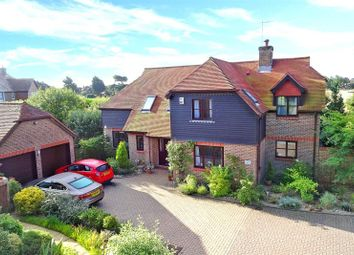 Thumbnail 4 bed detached house for sale in Ham Manor, Angmering, West Sussex