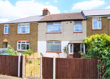 Thumbnail 3 bed terraced house for sale in St. Johns Road, Dartford
