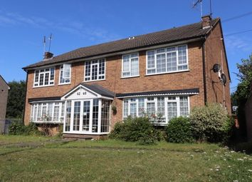 Thumbnail 2 bed flat to rent in Warley Hill, Brentwood