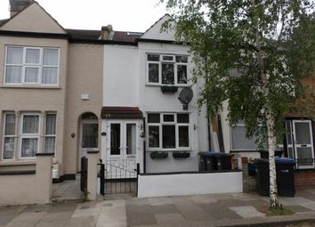 Thumbnail 5 bedroom terraced house for sale in Granville Road, Edmonton, London