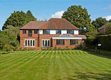 Thumbnail 5 bed detached house for sale in Sutton Place, Abinger Hammer, Dorking, Surrey