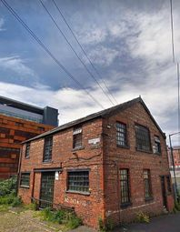Thumbnail Warehouse for sale in 18 Sparkle Street, Manchester