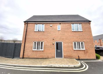 Thumbnail 3 bed semi-detached house to rent in Co-Op Close, Barwell, Leicester